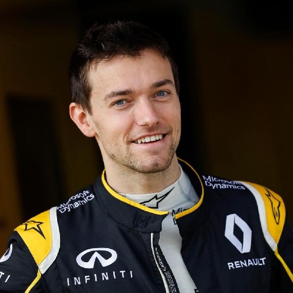 F1: Karir Balap Jolyon Palmer Terancam