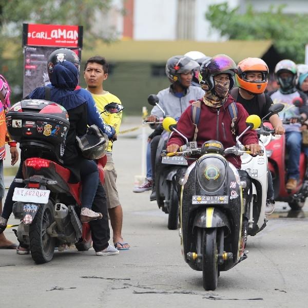 HBD Regional Usai, Bikers Honda Menyongsong Satu Dekade