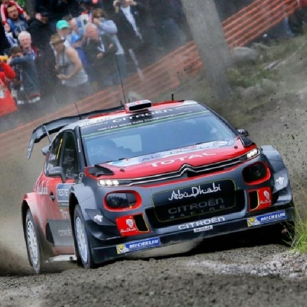 WRC: Meeke dan Citroen Raih Kemenangan di Reli Catalunya, Spanyol