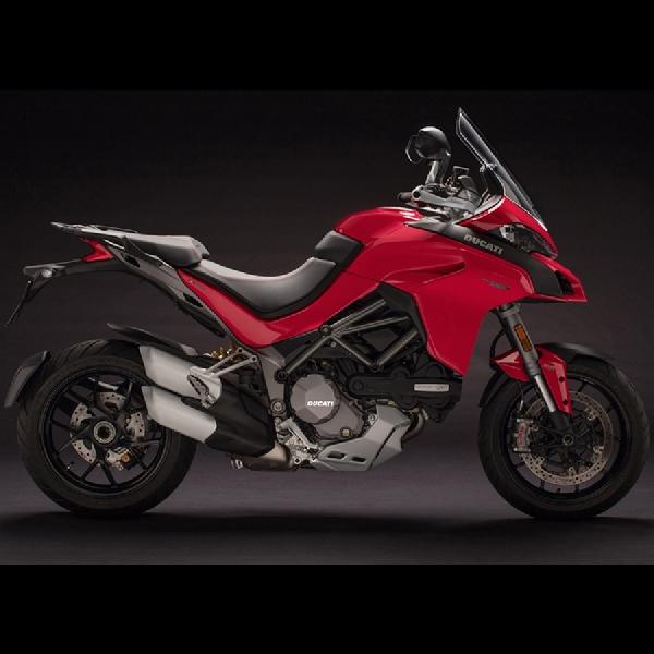 Ducati Multistrada 1260 S, Motor Petualang Bertenaga 158 hp