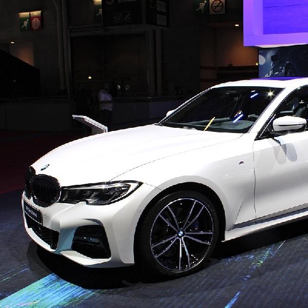 Beginilah Detail Eksterior dan Interior BMW 3 Series Terbaru