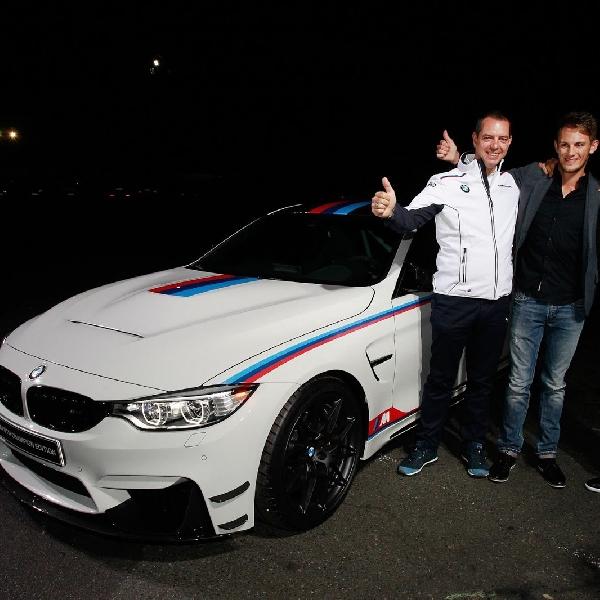 Sukses dalam Balapan, BMW Luncurkan M4 DTM Champion Edition