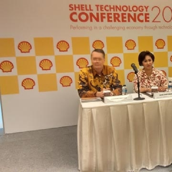 Shell Indonesia Gelar Shell Technology Conference 2016