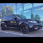 Range Rover Sport Tampil Agresif dengan Hamann Widebody Kit