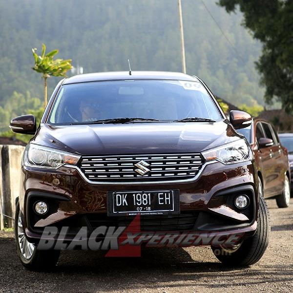 Penggemar Suzuki Ertiga Mulai Bertambah, Kinerja Suzuki Positif di Awal Tahun 2020