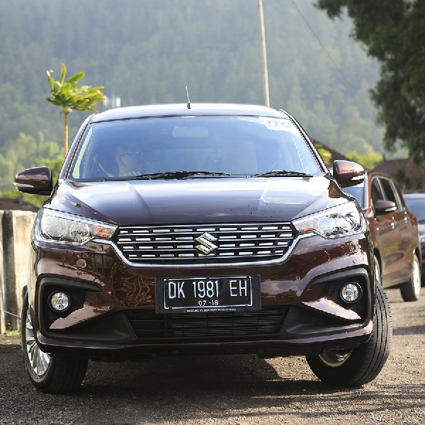 Suzuki Karimun dan Ertiga Jadi Jawara Fun Rally Eco Driving