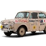 Kisah Nissan yang Mengikuti Balapan Brutal di Tahun 1950-an