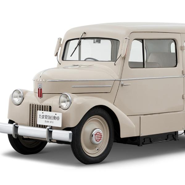 Sejarah Mobil Listrik Pertama Nissan