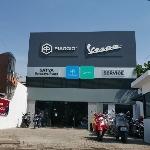 PT Piaggio Indonesia Resmikan Diler di Kota Pahlawan