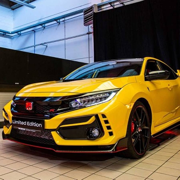 Kanada Dilanda Demam Honda Civic Type R
