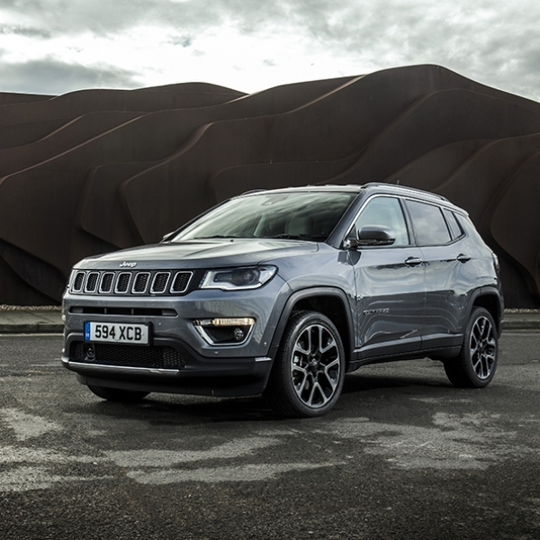 Jeep Compass Jadi Jagoan Off-Road Baru
