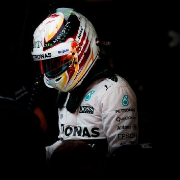 F1: Demi Helm Baru Lewis Hamilton Luncurkan Kompetisi kepada Fans-nya