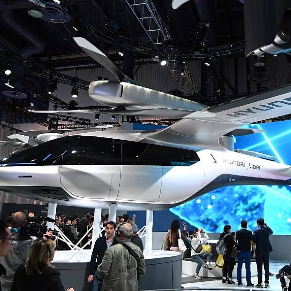 Hyundai Angkat Kepala Divisi UAM Baru