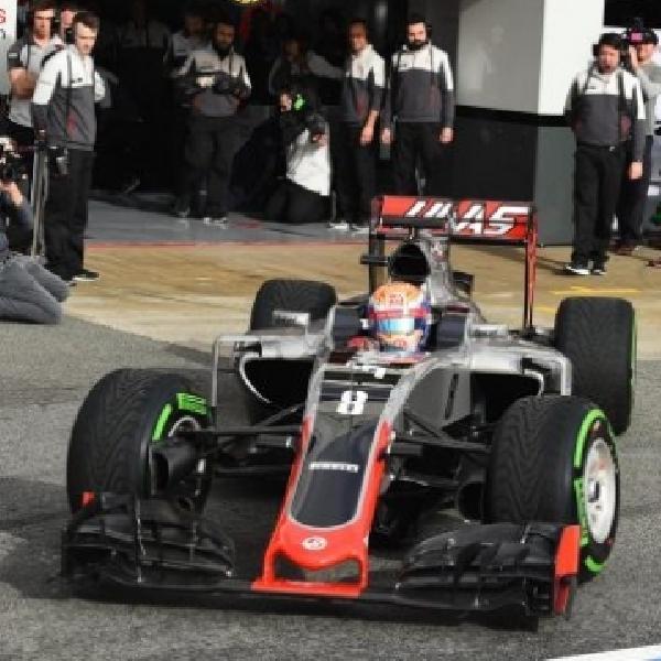 F1: Hass akan Uji Rem Carbon Industrie di Inggris