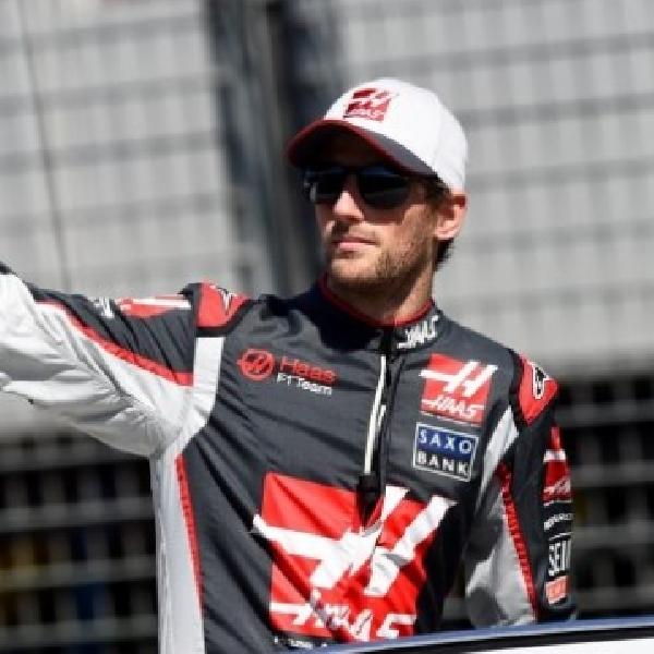 Grosjean Belajar Bahasa Italia demi Memuluskan Langkahnya Menuju Ferrari