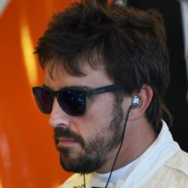 F1: Fernando Alonso Kecewa dengan Mesin Honda