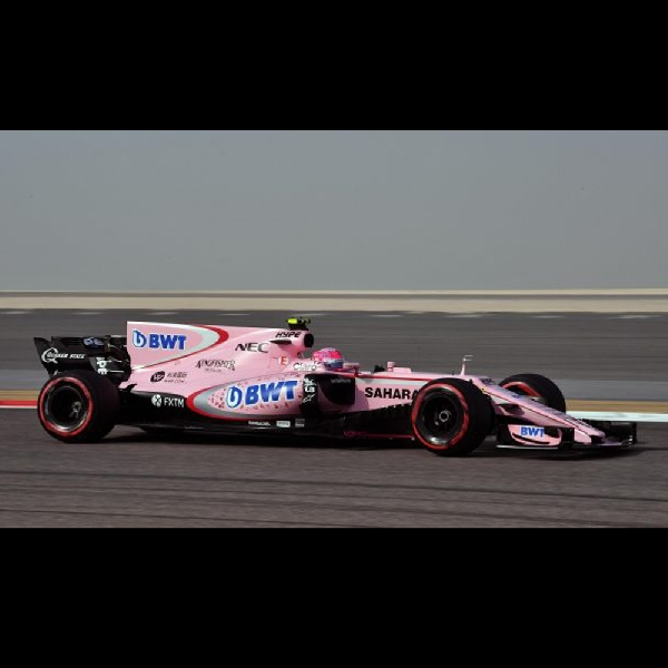 F1: Force India Incar Poin di Grand Prix Austria