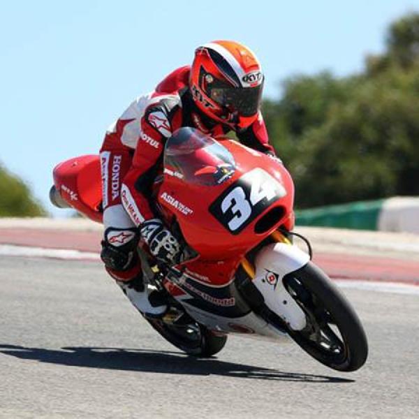 Hadapi CEV Moto3 Jerez - Andi Gilang Incar Podium