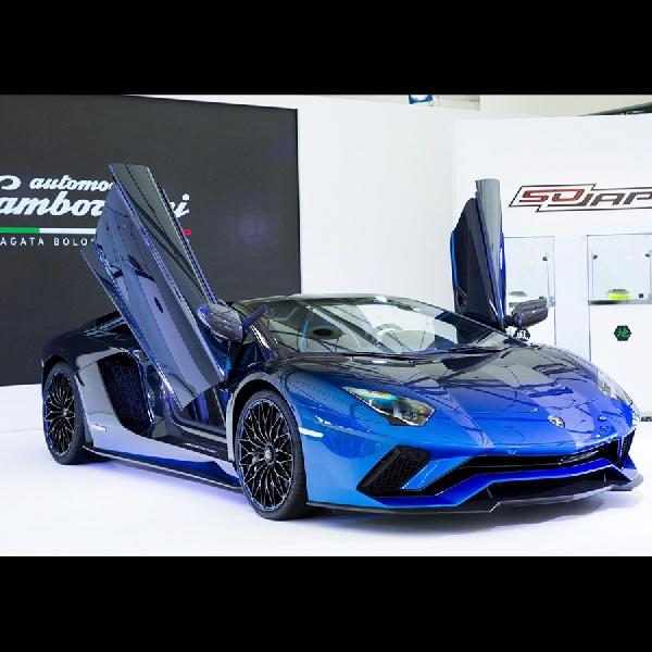 Lamborghini Ciptakan Aventador Khusus Buat Jepang