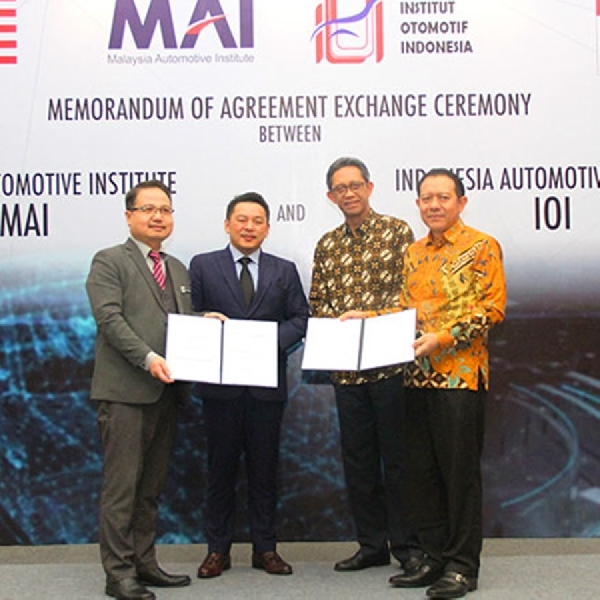 Indonesia dan Malaysia Kerjasama dalam Bidang Industri Otomotif