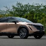 Nissan Ariya Meluncur, Punya Jarak Berkendara Hingga 600 Km