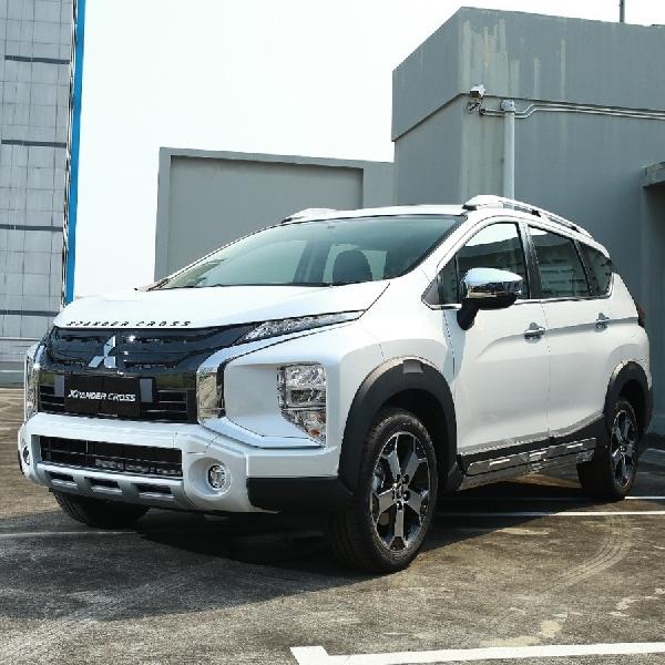 Ini Harga Resmi Xpander Cross di Indonesia