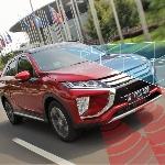 """Mitsubishi Rilis Fitur Anti """"Nabrak"""" Terbaru"""