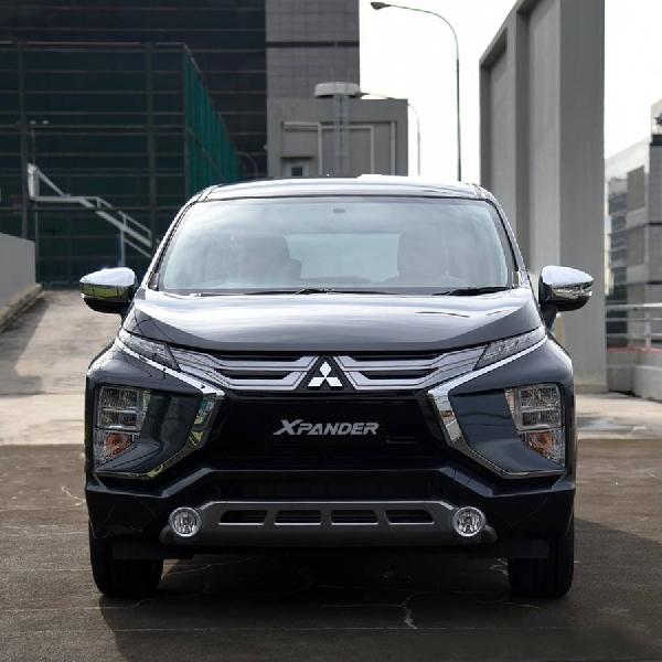 Mitsubishi Xpander Raih Penghargaan Best Low MPV dari Otomotif Award 2020