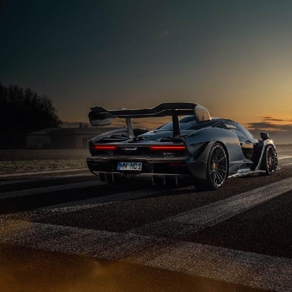 McLaren Recall Ribuan Mobil Supercar Karena Masalah Korosi Tangki Bahan Bakar
