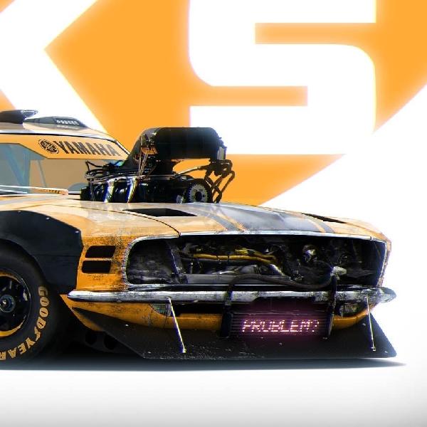 Modifikasi Mustang Boss 302 Ini Bukan Distorsi, Tapi Murni Kekayaan CyberPunk ala DeLorean