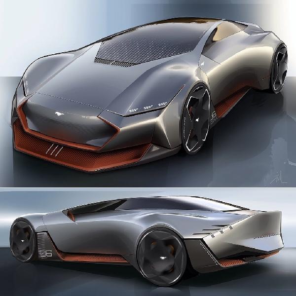 Setelah Ford Ramaikan Market SUV Mustang Mach E, Ini Rencana Sportcar Full Electric