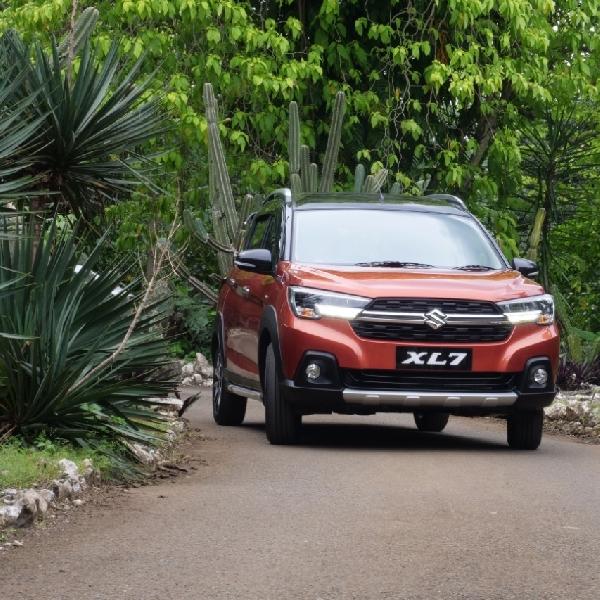 Tak Terimbas Corona, Penjualan New SUV XL-7 Dekati 10 ribu unit