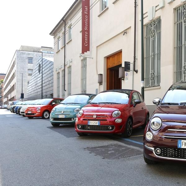 Tonggak Bersejarah Fiat 500