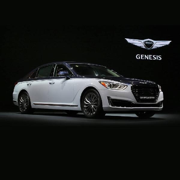 Hyundai Genesis G90 Special Edition - Arah Baru Industri Mobil Korea