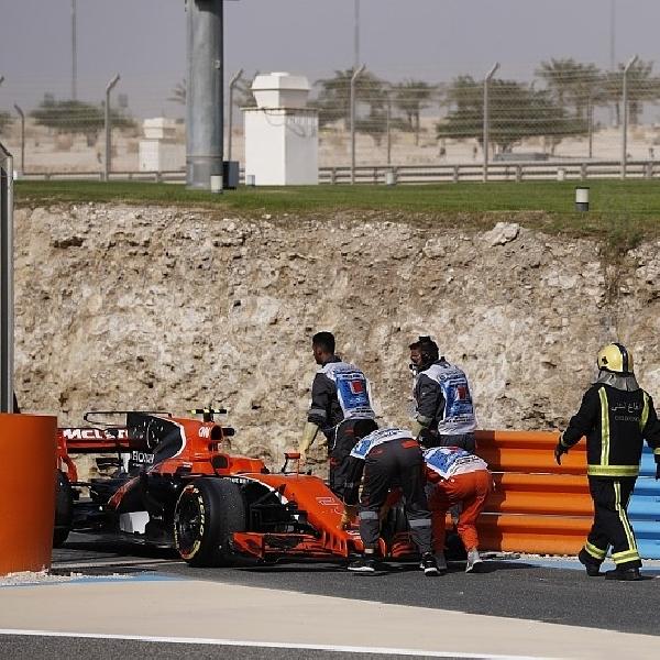 F1: Kesal - Fernando Alonso Nyatakan siap Tinggalkan Mclaren-Honda