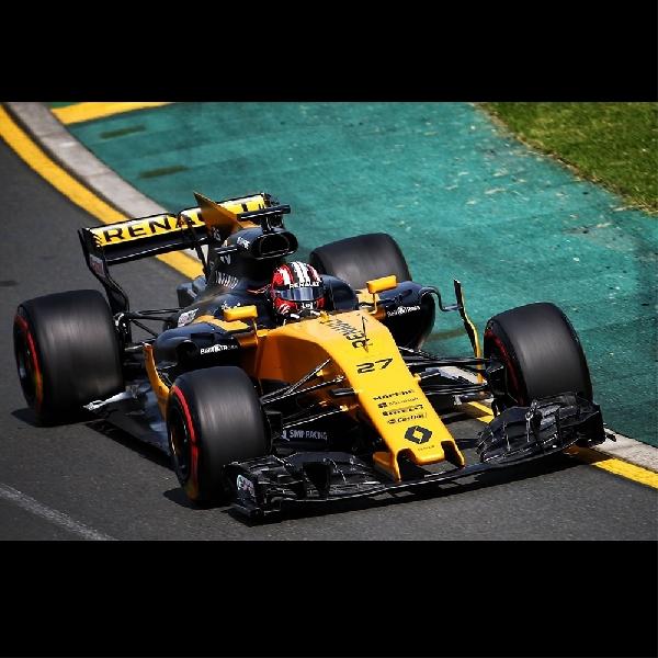 F1: Empat Besar Target Renault di 2018