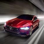 Mercedes-AMG GT Concept - Performa Masa Depan