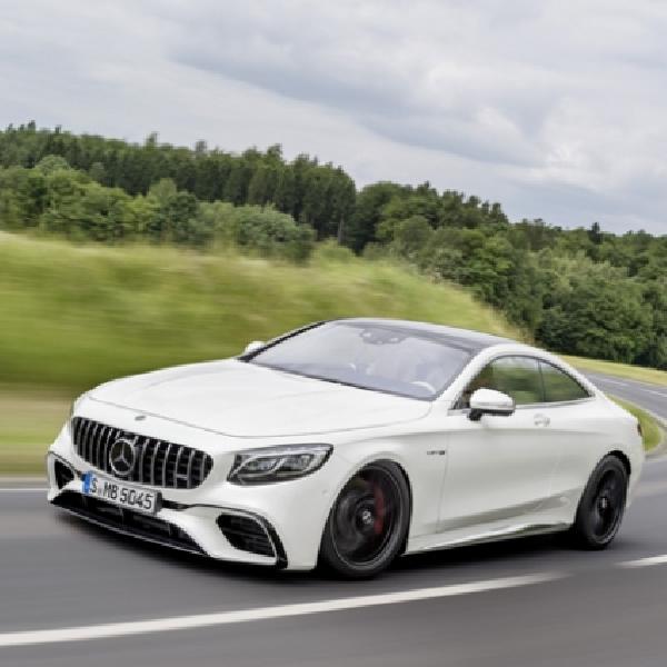 Mercedes-AMG Maksimalkan Performa S 63