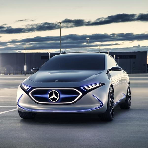 Mercedes-Benz Masuki Dunia Listrik Dengan EQA