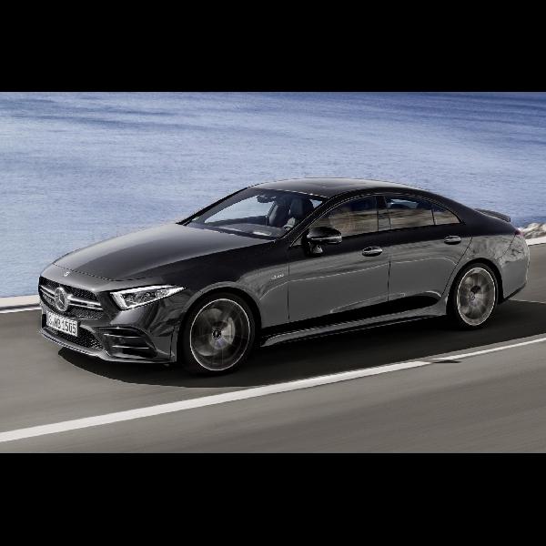 Ada Nomor Baru Pada Mercedes-Benz CLS 53 AMG