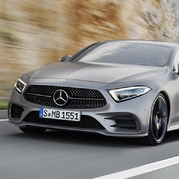 Mercedes-Benz CLS Baru Lebih Ekstrim