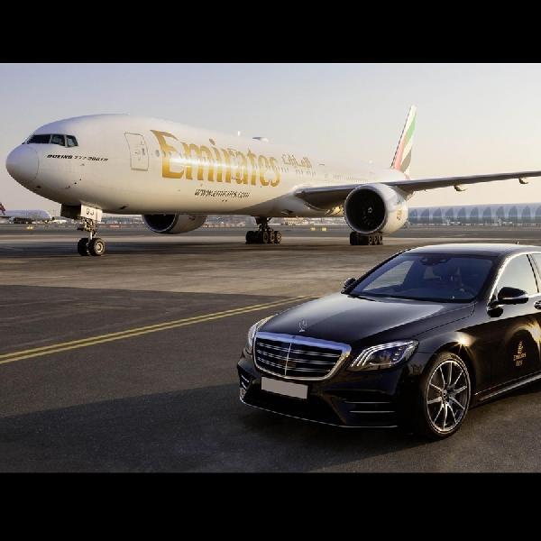 Terbang Rasa Mercedes-Benz S-Class