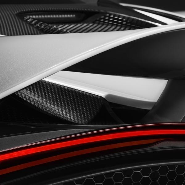 New McLaren Super Series - Double Aerodynamic Efficiency