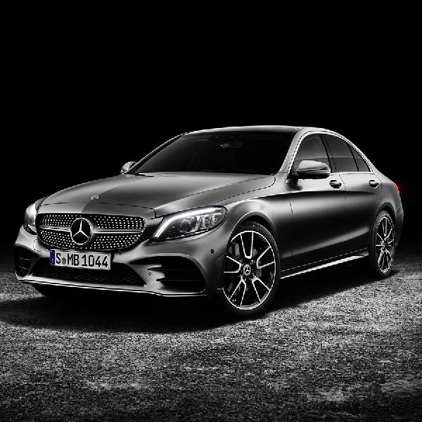 Mercedes-Benz Update Penampilan C-Class