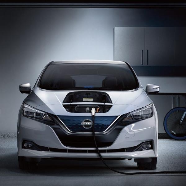 Nissan China Rencanakan Produksi 20 Jenis Mobil Listrik