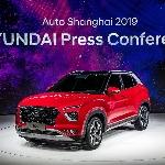 All New Hyundai Sonata Dirilis di Shanghai
