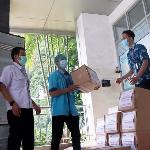 AHM Salurkan Bantuan Untuk Petugas Medis Covid-19