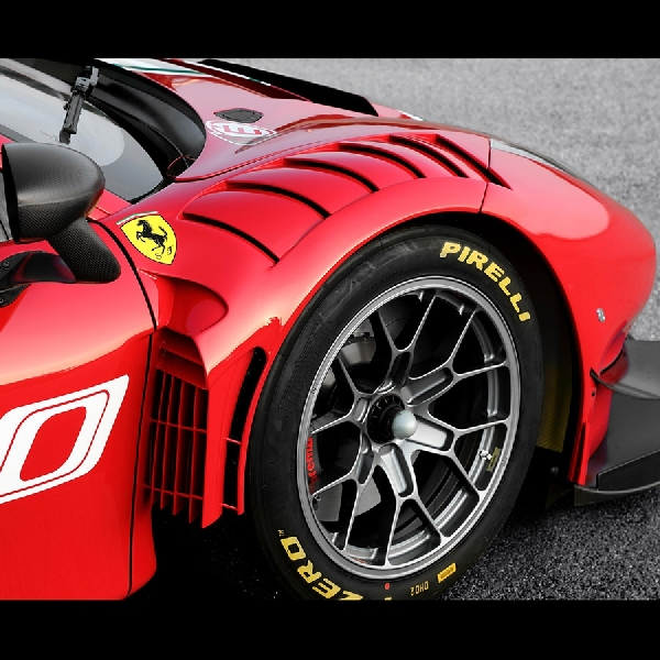 Ferrari 488 GT3 EVO 2020, Evolusi Untuk Sang Legend