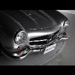 Mercedes 300SL Bermesin 6 Liter V8 Bekas Sultan Brunei Siap Pindah Tangan