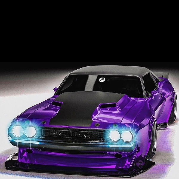 Dodge Viper Bermesin Hellcat Supercharger, Monster Darat yang  Siap Beradu di SEMA 2020